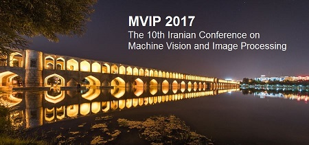 The 10th Iranian Conference on Machine Vision and Image Processing